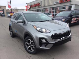 New 2020 Kia Sportage LX 2.4 AWD for sale in Milton, ON