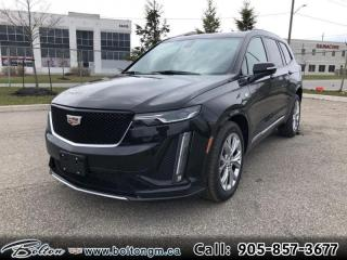 New 2020 Cadillac XT6 Sport - Navigation - Leather Seats - $483 B/W for sale in Bolton, ON