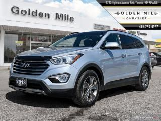 Used 2013 Hyundai Santa Fe XL Luxury|Alloys|Leather|Pano Roof|HTD Seats|Back Up Cam for sale in North York, ON