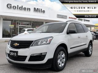 Used 2015 Chevrolet Traverse LS|BACK UP CAM|8 Passenger for sale in North York, ON