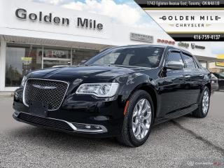Used 2017 Chrysler 300 300C Platinum|LEATHER|PANO ROOF|BACK UP CAM for sale in North York, ON