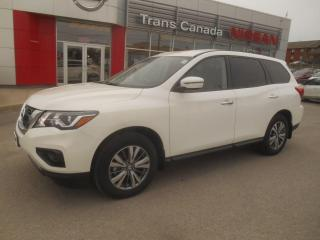 Used 2019 Nissan Pathfinder for sale in Peterborough, ON