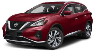 New 2020 Nissan Murano SL for sale in Peterborough, ON