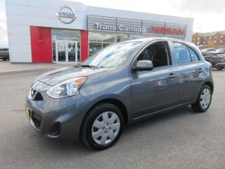 Used 2019 Nissan Micra for sale in Peterborough, ON