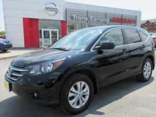 Used 2014 Honda CR-V EX-L for sale in Peterborough, ON