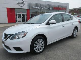 Used 2019 Nissan Sentra 1.8 S for sale in Peterborough, ON