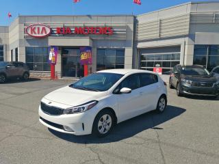 Used 2017 Kia Forte5 LX+ ** SIEGE CHAUFFANT, CAMERA RECUL** for sale in Mcmasterville, QC
