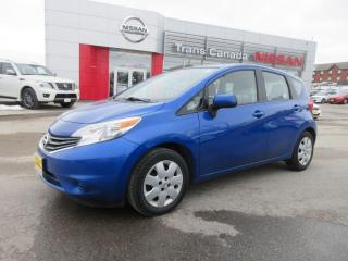 Used 2014 Nissan Versa Note for sale in Peterborough, ON