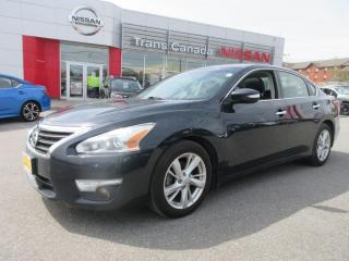 Used 2013 Nissan Altima for sale in Peterborough, ON
