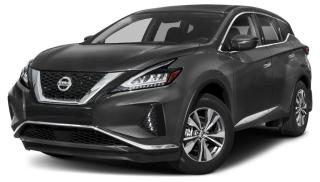 New 2020 Nissan Murano SV for sale in Peterborough, ON
