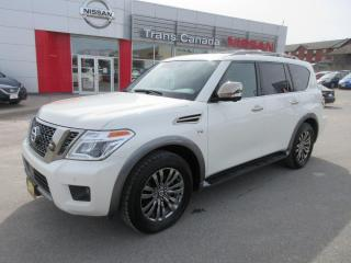 Used 2018 Nissan Armada for sale in Peterborough, ON