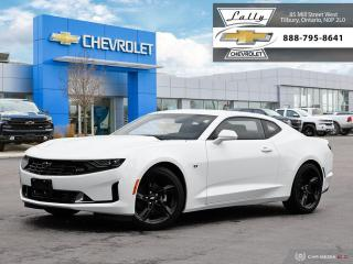New 2019 Chevrolet Camaro 1LS for sale in Tilbury, ON