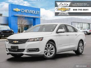 New 2020 Chevrolet Impala LT for sale in Tilbury, ON