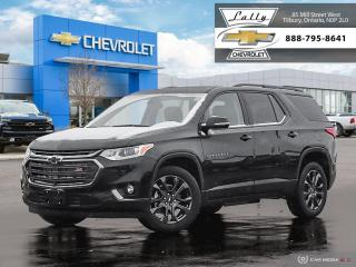 New 2020 Chevrolet Traverse RS for sale in Tilbury, ON