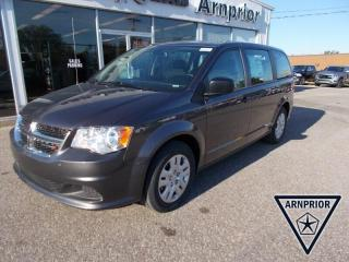 New 2019 Dodge Grand Caravan CANADA VALUE PACKAGE for sale in Arnprior, ON