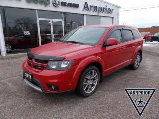Used 2017 Dodge Journey GT AWD for sale in Arnprior, ON