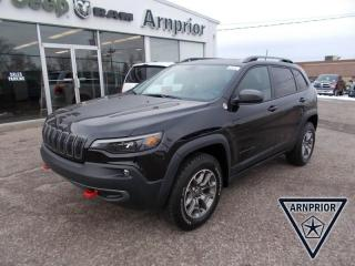 New 2020 Jeep Cherokee Trailhawk for sale in Arnprior, ON