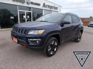 Used 2018 Jeep Compass Trailhawk for sale in Arnprior, ON