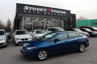 Used 2014 Honda Civic LX for sale in Markham, ON