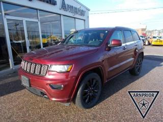 Used 2017 Jeep Grand Cherokee Laredo for sale in Arnprior, ON
