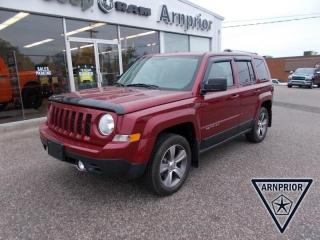 Used 2016 Jeep Patriot Sport/North for sale in Arnprior, ON