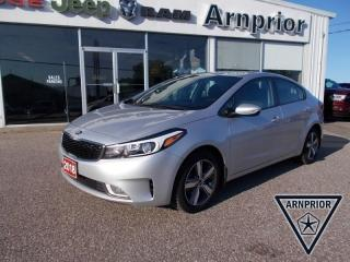 Used 2018 Kia Forte for sale in Arnprior, ON
