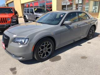 Used 2018 Chrysler 300 S AWD - Leather, Sunroof, Nav, Backup Cam! for sale in Kingston, ON