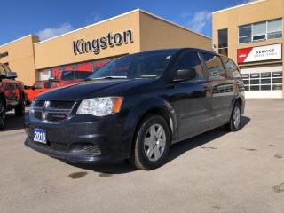 Used 2013 Dodge Grand Caravan SE - One Owner! for sale in Kingston, ON