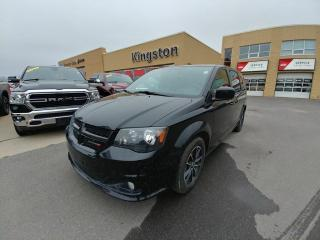 Used 2018 Dodge Grand Caravan GT - Heated Seats and Steering, Backup Cam! for sale in Kingston, ON