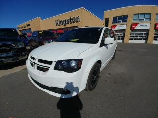 Used 2019 Dodge Grand Caravan GT - Leather! Power Doors! for sale in Kingston, ON