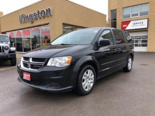 Used 2017 Dodge Grand Caravan CVP - 7 Passenger, Cruise Control for sale in Kingston, ON