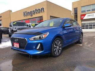Used 2018 Hyundai Elantra GT GLS - Pano-Sunroof, Heated Seats, Backup Camera! for sale in Kingston, ON