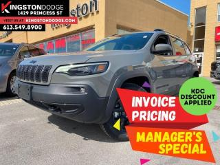 New 2020 Jeep Cherokee Upland for sale in Kingston, ON
