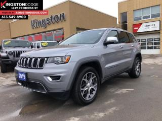 Used 2019 Jeep Grand Cherokee Limited   4WD   NAV   Leather   Sunroof for sale in Kingston, ON