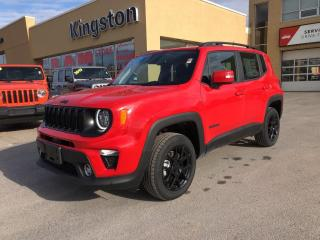 New 2020 Jeep Renegade Altitude for sale in Kingston, ON