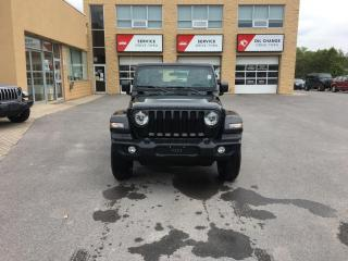 New 2020 Jeep Wrangler SPORT for sale in Kingston, ON