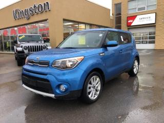 Used 2019 Kia Soul EX - Backup Cam, Heated Seats! for sale in Kingston, ON