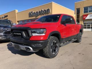 New 2020 RAM 1500 Rebel for sale in Kingston, ON