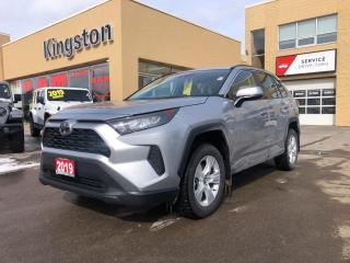 Used 2019 Toyota RAV4 LE - Heated Seats, Bluetooth! for sale in Kingston, ON