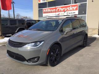 New 2020 Chrysler Pacifica LIMITED 35TH ANNIVERSARY / DVD / S APPEARANCE PKG for sale in Milton, ON