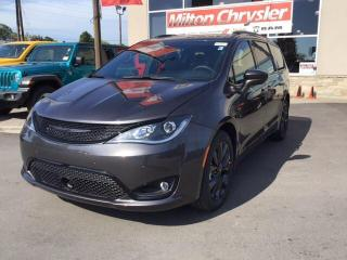 New 2020 Chrysler Pacifica TOURING L-PLUS 35TH ANNIVERSARY EDITION / NAV / SA for sale in Milton, ON