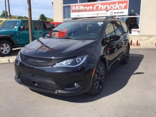 New 2020 Chrysler Pacifica TOURING-L PLUS 35TH ANNIVERSARY / NAV /SAFETYTEC for sale in Milton, ON