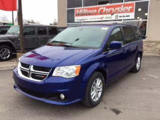 New 2020 Dodge Grand Caravan PREMIUM PLUS / DVD / BLUETOOTH for sale in Milton, ON