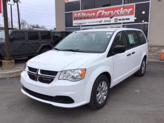 New 2020 Dodge Grand Caravan CANADA VALUE PKG / BACK UP CAM / 2ND ROW BENCH SEA for sale in Milton, ON