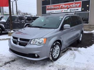 New 2020 Dodge Grand Caravan PREM PLUS / DVD / POWER DOORS AND LIFTGATE / NAV for sale in Milton, ON