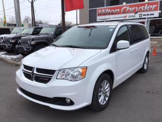 New 2020 Dodge Grand Caravan PREMIUM PLUS / DVD / PREMIUM PKG for sale in Milton, ON