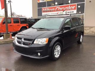New 2019 Dodge Grand Caravan PREM PLUS / DVD / NAV / BLUETOOTH / POWER SEAT for sale in Milton, ON