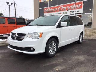 New 2019 Dodge Grand Caravan PREMIUM PLUS / DVD / NAV / BLUETOOTH / POWER SEAT for sale in Milton, ON