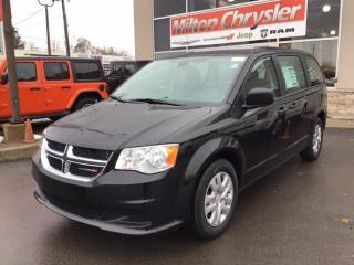 New 2019 Dodge Grand Caravan CVP / ROOF RACK / BACK-UP CAMERA for sale in Milton, ON