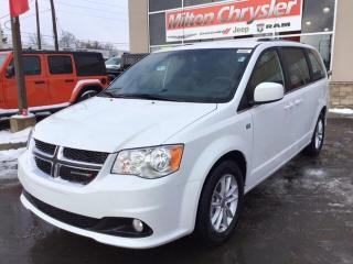 New 2019 Dodge Grand Caravan 35TH ANNIVERSARY / BLUETOOTH / REMOTE START / BACK for sale in Milton, ON